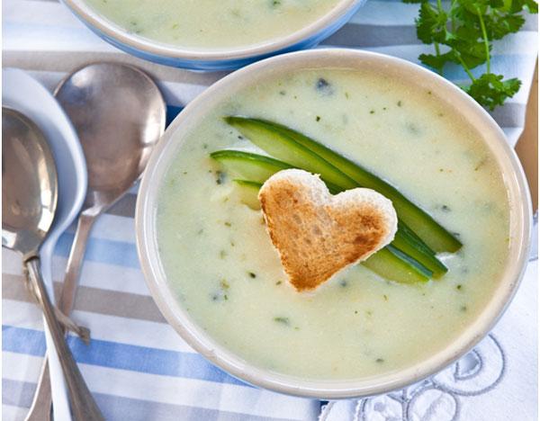Creamy-Cucumber-Soup