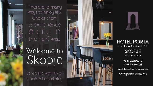Hotel Porta Skoplje