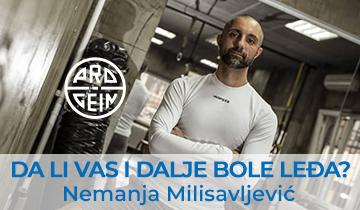 Nemanja Milisavljević Progein