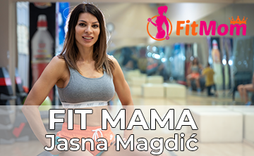 Jasna Magdić Fit mama