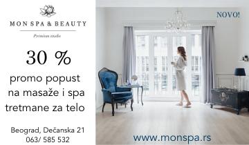 MON Spa & Beauty