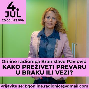 Branislava Pavlović