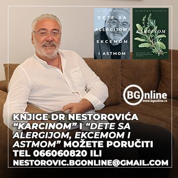 Nestorović knjiga