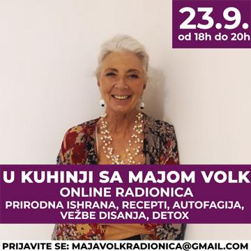Maja Volk radionica